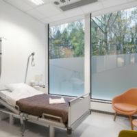 Chirurgie esthétique - Docteur Jacques Duchateau - chambre Claris Clinic